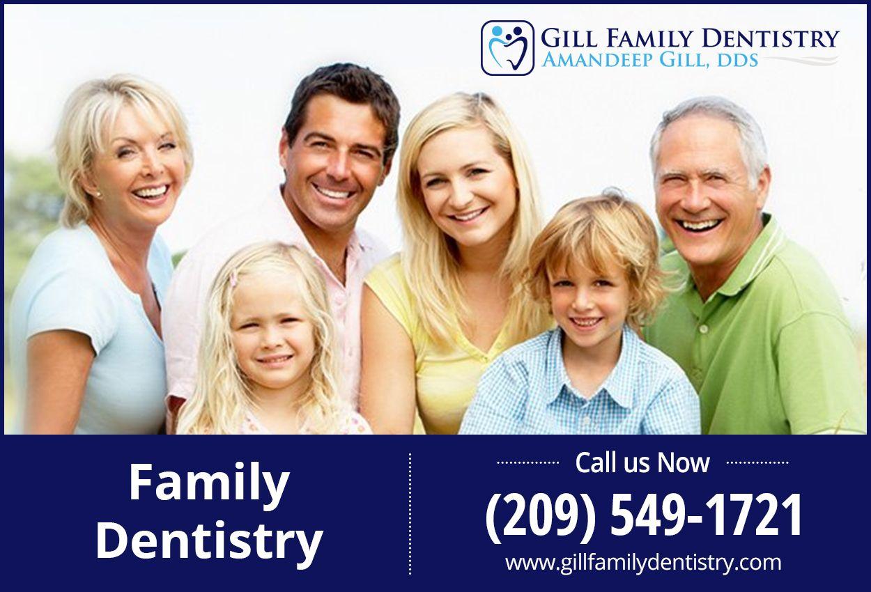 Dental Care Clinic Modesto Dentist, CA, 95355 Gill