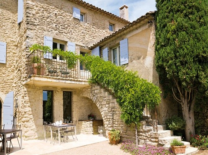 Villa in Provence u2014 Decohubs Cottage French Style Pinterest - chambre des notaires bouches du rhone