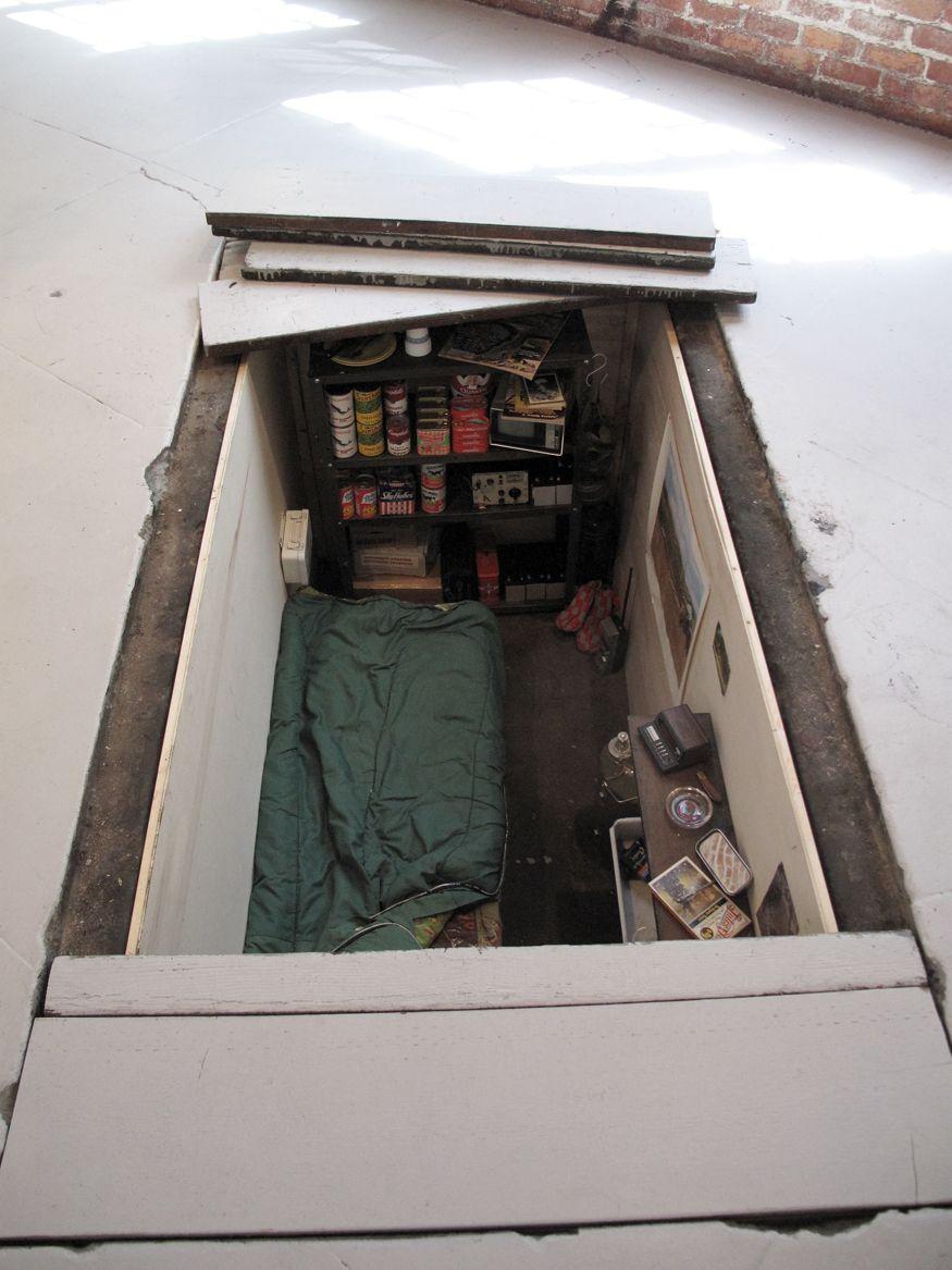 Shtf Shelter: SHTF Preparing And Survival