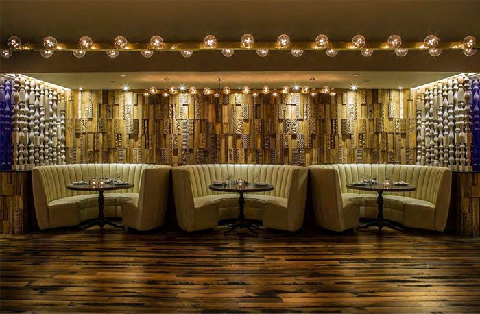 Restaurant Decor That Will Amaze You Wooden Wall Panels Hard