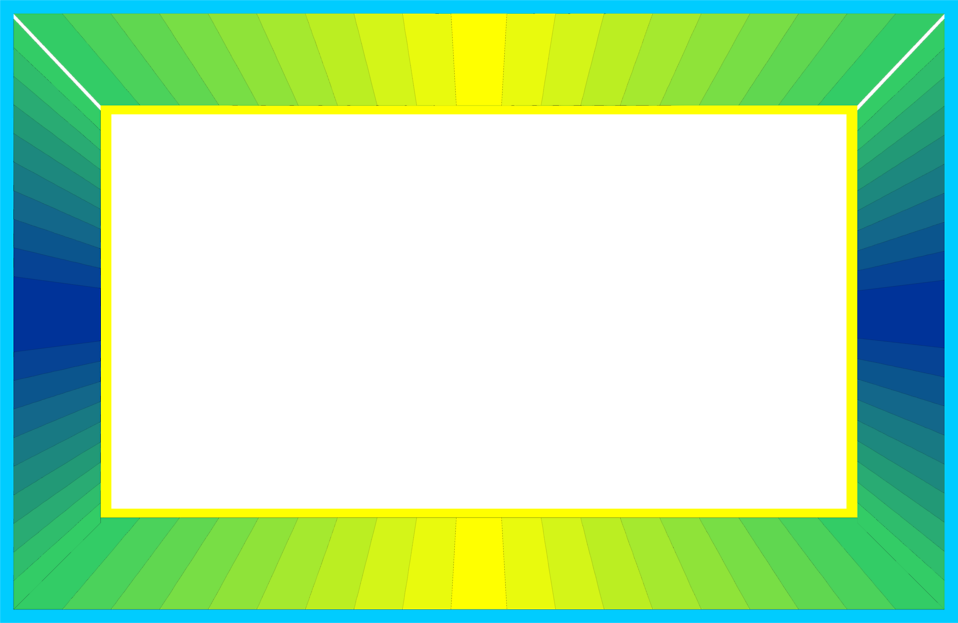 Illustration Of A 3d Colorful Frame Border : Free Stock