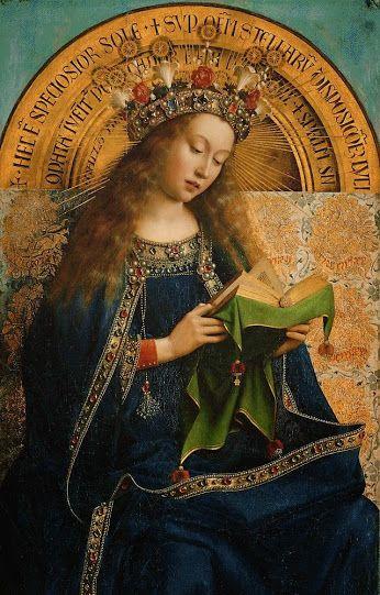 Virgen María, Madre de Jesús,