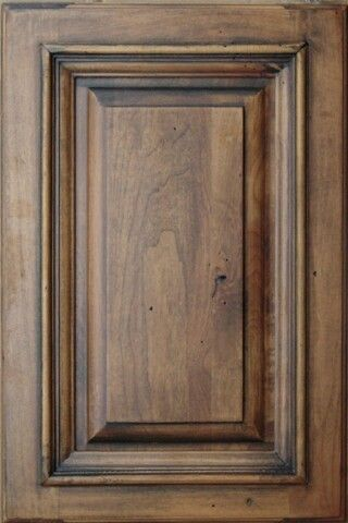 Kitchen Styles Rustic Cabinet Colors