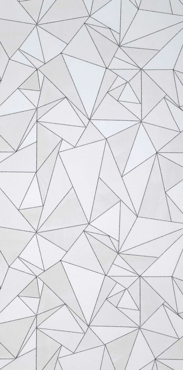wandideen geometrische muster weiß Backgrounds Pinterest - wandideen