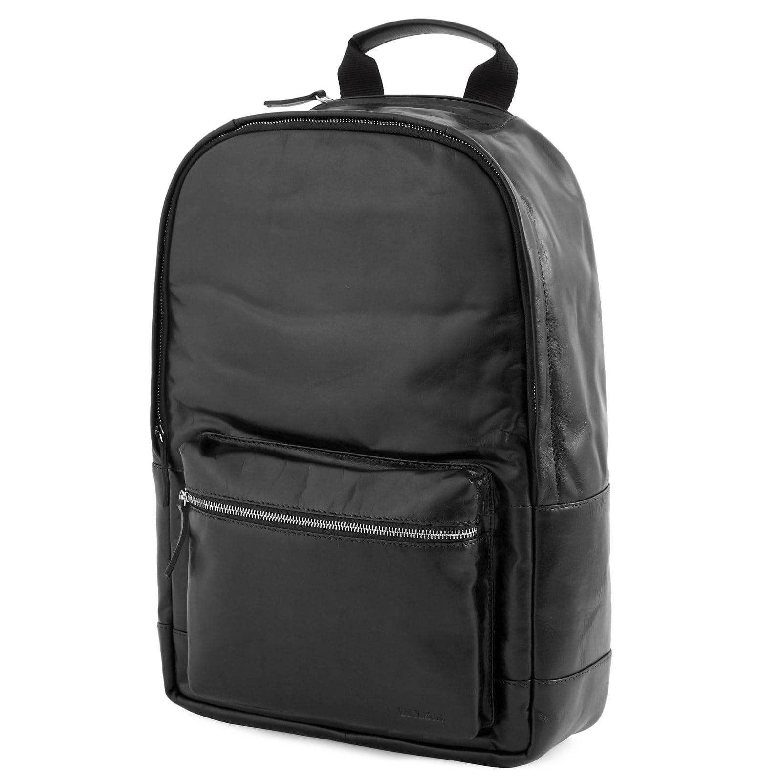 Photo of Black Classic Jasper Backpack | In stock! | Lucleon