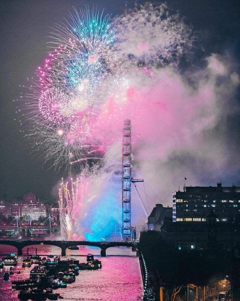 Pin by Brenda van Zyl on London New year's eve in london