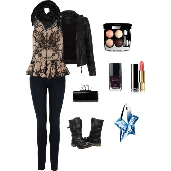 created by alybio on Polyvore