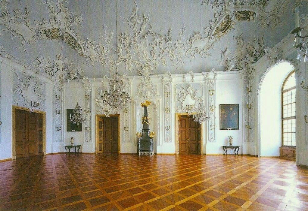 Wurzburg Residenz. Weissersaa Saal. 1744. Stucchi Di Antonio Bossi  Fairytale Castle, Fairy