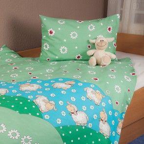 Schäfchen Mint Bärchen Bettwäsche Für Baby´s Und Kleinkinder Awesome Design