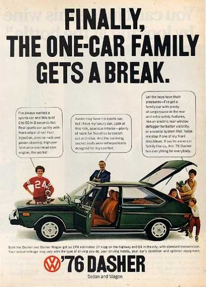 VW's Volkswagen (1976)