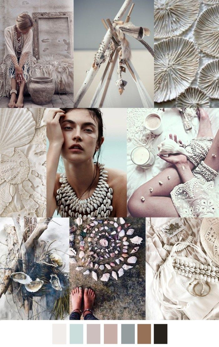 S/S 2017 pattern & colors trends: SEA GYPSY