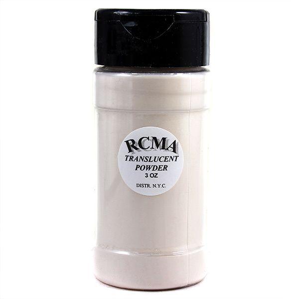 Rcma No Color Powder 3 Oz Translucent Powder Rcma Makeup Best Makeup Products