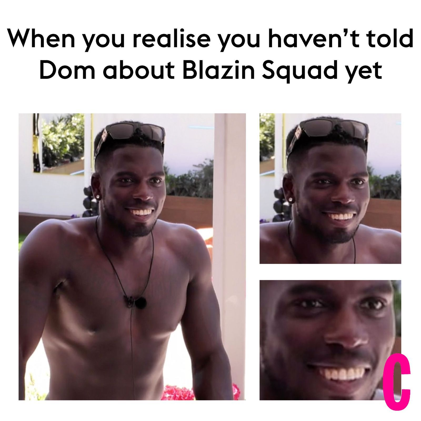 24 Of The Best Memes About Love Island S Marcel Being In Blazin Squad Love Island Contestants Love Island Love Memes