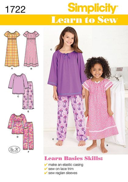 1722 - Sewing- Patterns- NZ - dresses, childrens, babies, toddlers ...
