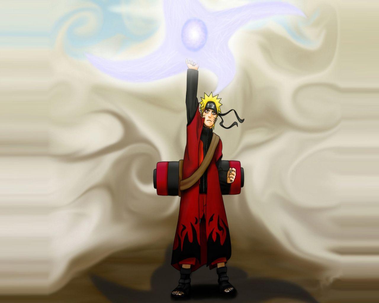 Fuuton Rasenshuriken Naruto Sage Naruto Shippuden Naruto