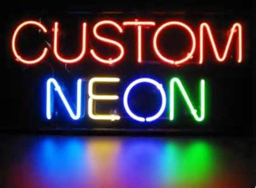 Personalized Neon Signs Amusing Custom Personalized Neon Sign Customized Neonneonlightsign Design Inspiration