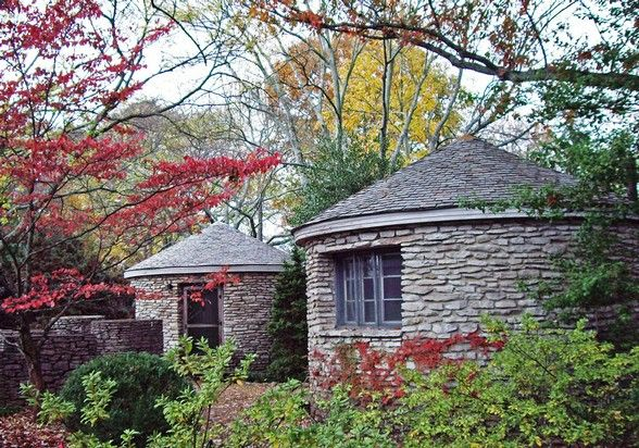 The Knoxville Botanical Gardens And Arboretum Showcase Beautiful  Architecture Among The Native Plant Life And Flourishing