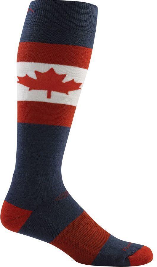 Darn Tough Captain America Cushion Sock Mens