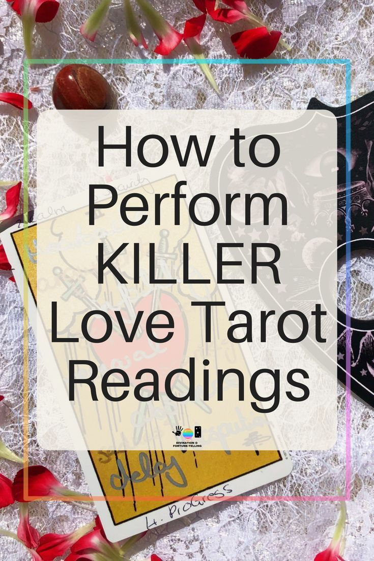 Love tarot reading tips love tarot tarot card readers