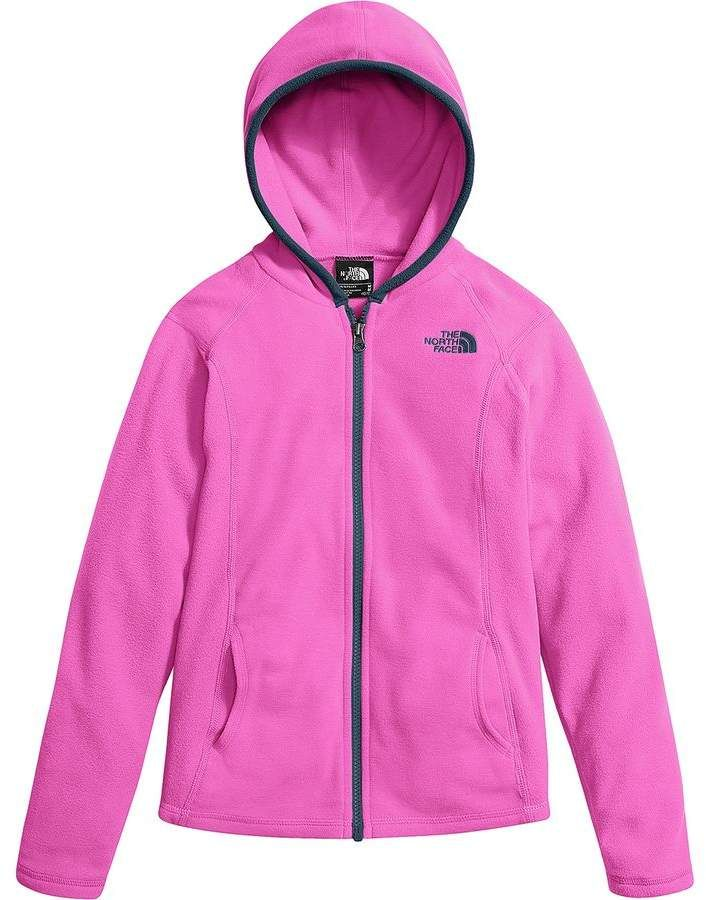 489228095 The North Face Glacier Full-Zip Hoodie - Girls' | Products | Full ...