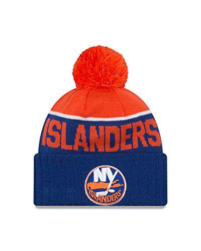b3471ab511d NHL New York Islanders Ne15 Sport Knit Beanie