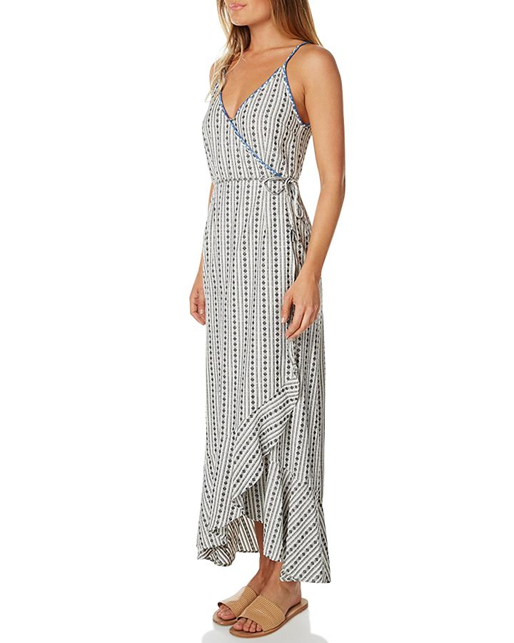 a9d580635dadfe TIGERLILY MORELOS WOMENS MAXI DRESS - WHITE | Summer Attire - Maxi ...