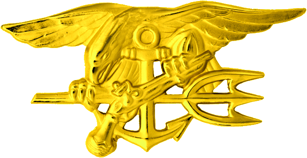 Special Warfare insignia Wikipedia Us navy seals, Navy