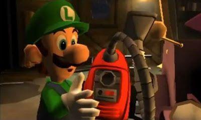 Luigi S Mansion Dark Moon Luigi Find The Poltergust 5000