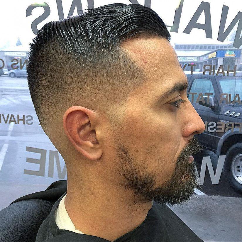 15 Exquisite Uppercut Frisuren Fur Manner Frisuren Haarschnitt