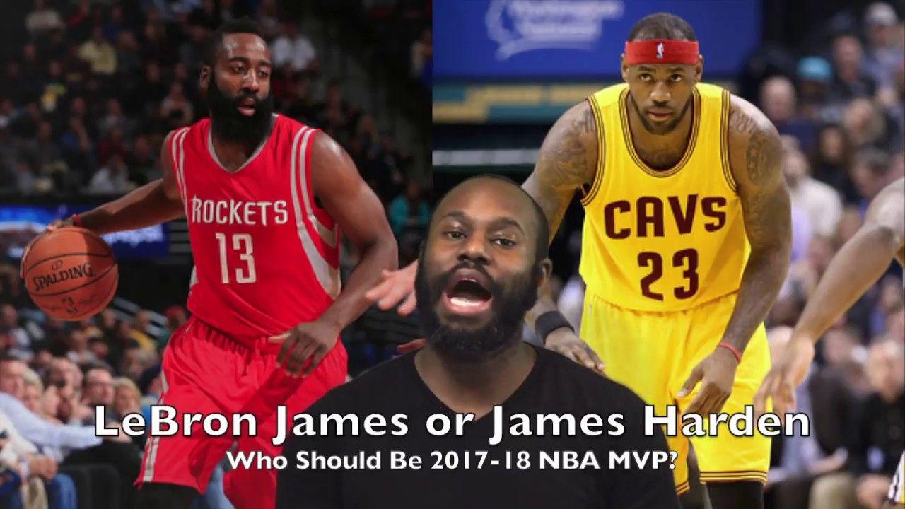 LeBron James or James Harden 6f3f21a50