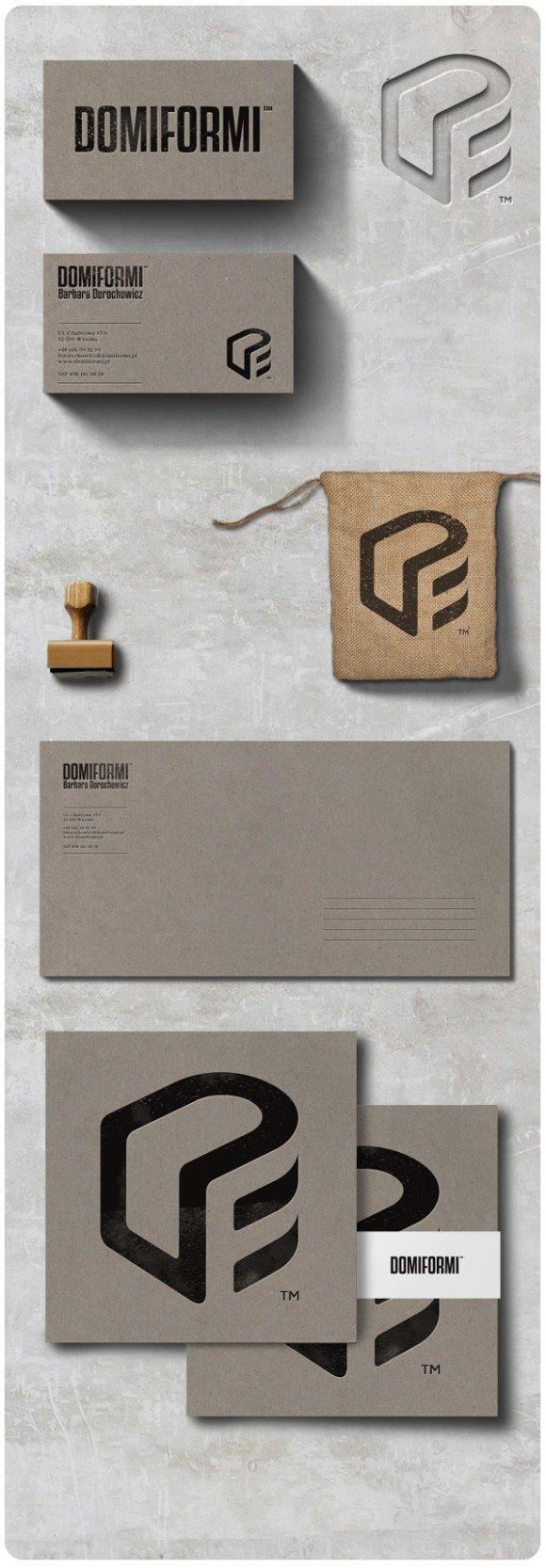 Simplistic logo inspiration Visual identity architect 16