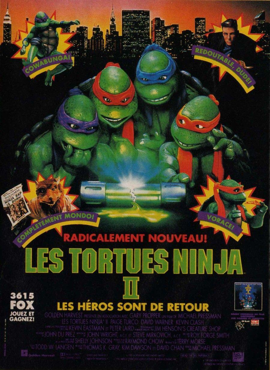 les tortues ninja 2 - Tortues Ninja Tortues Ninja