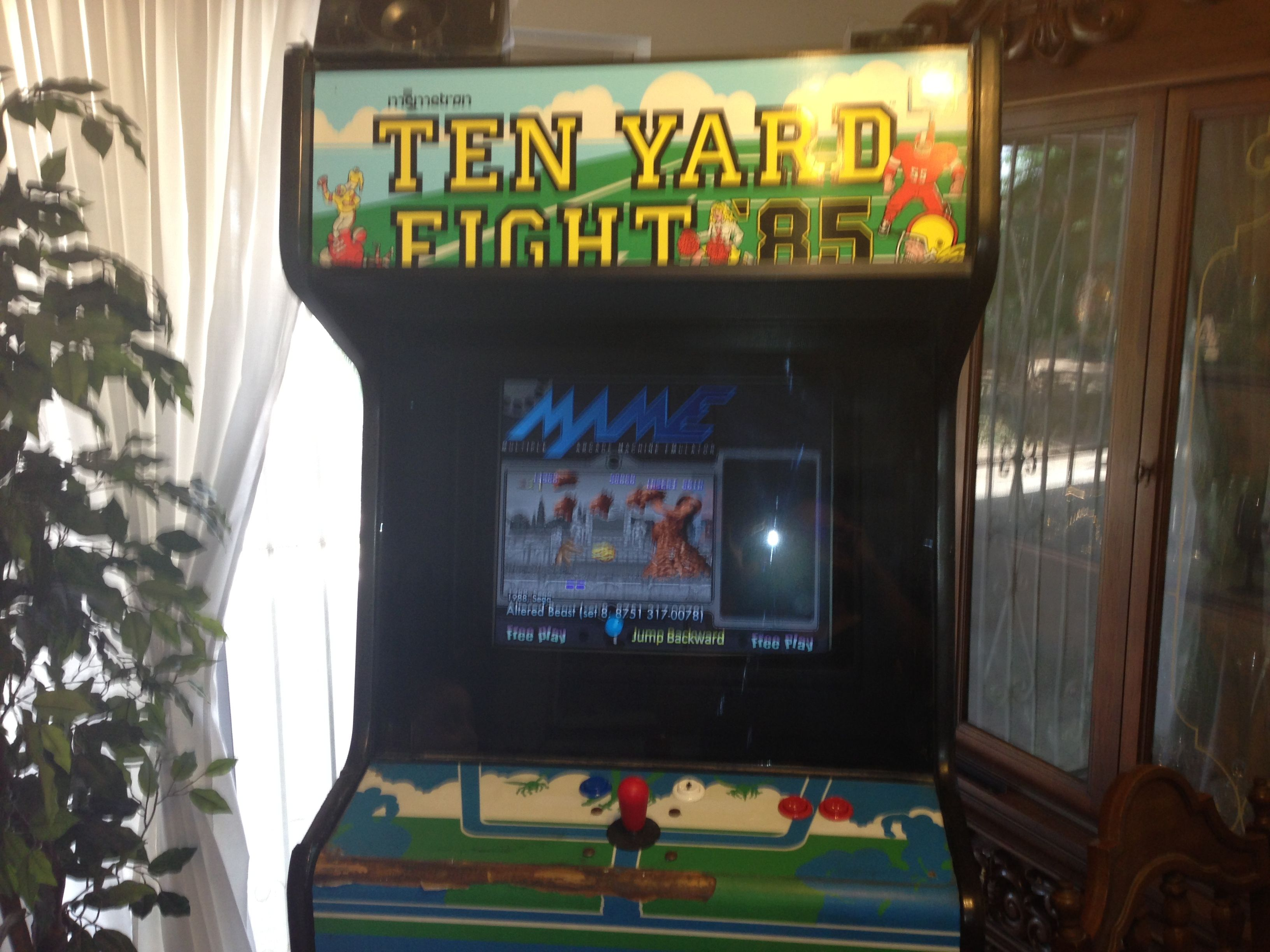 10 yard fight arcade conversion by Undead Technologies