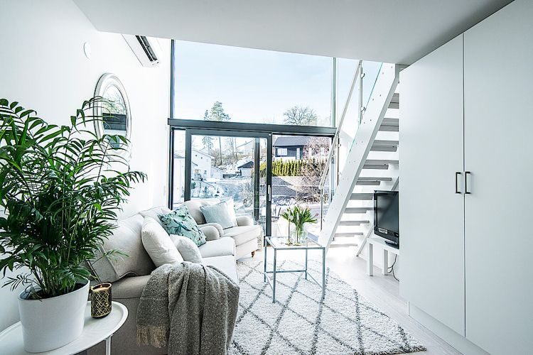 Kleine Wohnung einrichten \u2013 30 Ideen für optimale Raumnutzung