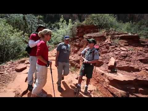 Grand Canyon Ranger shares hiking tips - http://redstonecamping.com/grand-canyon-ranger-shares-hiking-tips/