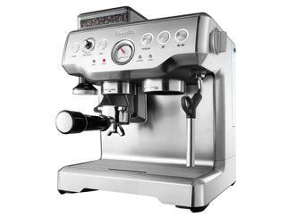 $12919.00 MXN. CAFETERA  ESPRESSO BREVILLE CON MOLINO