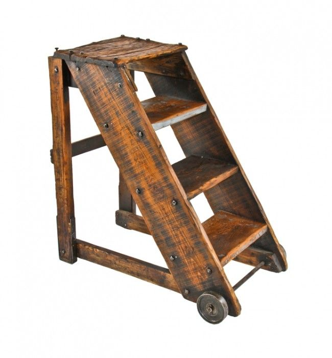 Wooden Step Ladder Chair Plans Wooden Steps Step