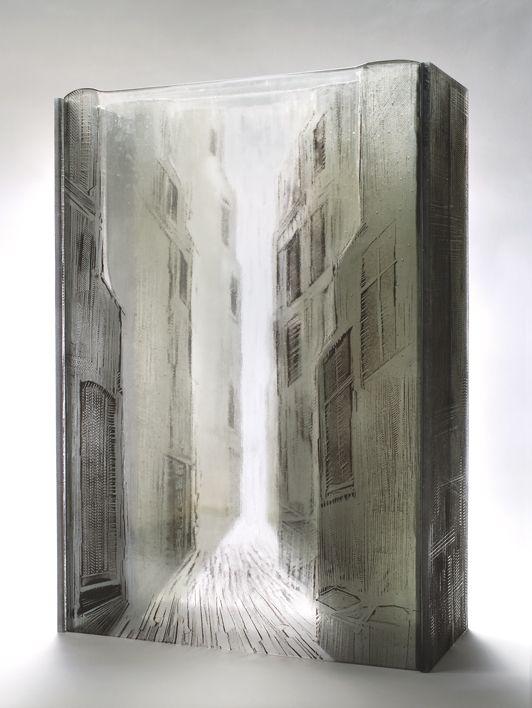 2008 Ranamok Glass Prize Finalist Ruth Oliphant Http Www Rutholiphant Com Http Www Ranamo Glass Art Installation Art Inspiration Fused Glass Art