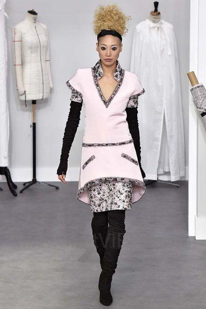 Chanel, Haute Couture Fall 2016, Paris, firstVIEW.com