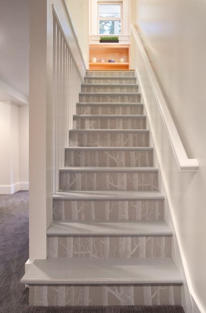 Hallway wallpaper ideas | Dado rail, Hallway wallpaper and ...