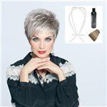 Katyana Wig by Joan Collins with Bonus Revitaliser and Wig Stand Plus Cap