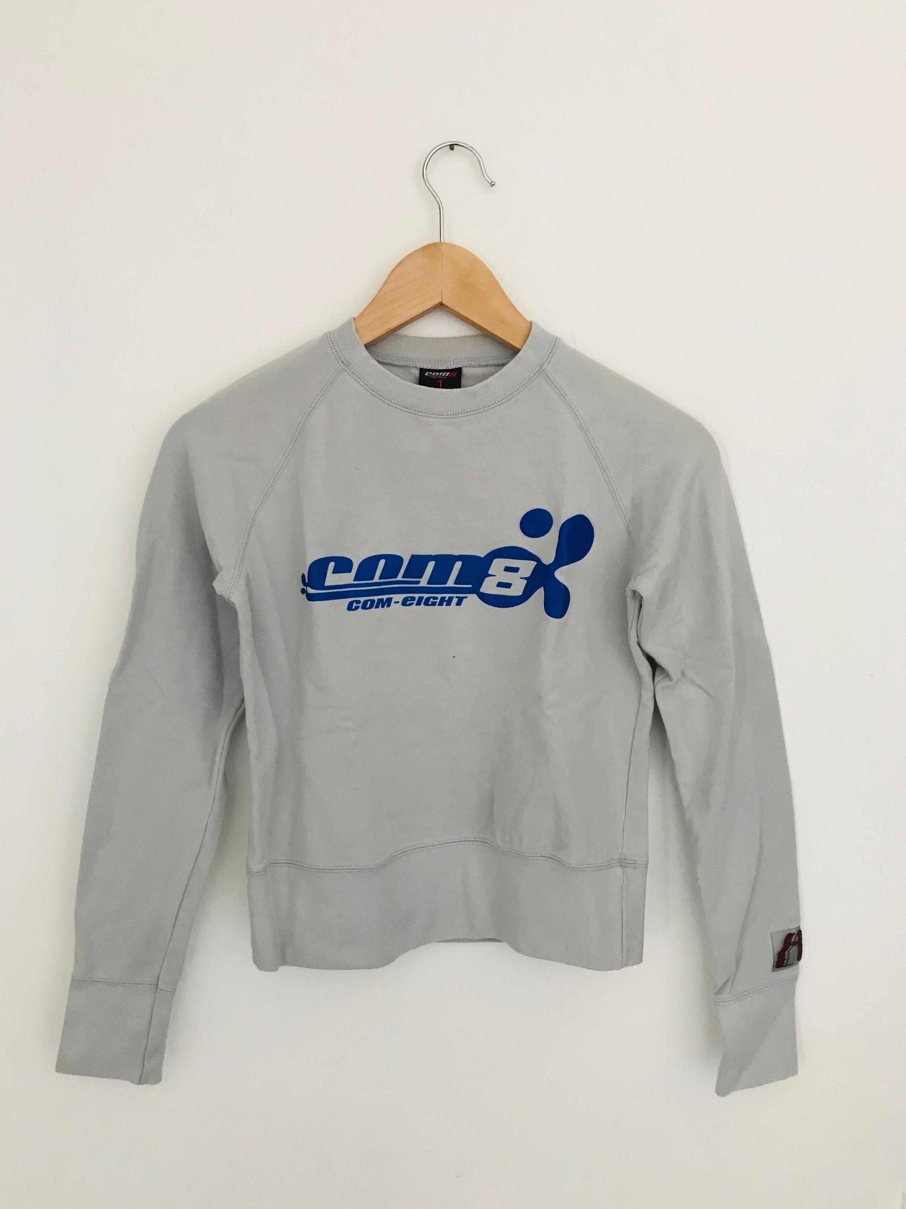 Sweat Com 8 T 36 | Sweat shirt, Veste sport et Blouse kiabi