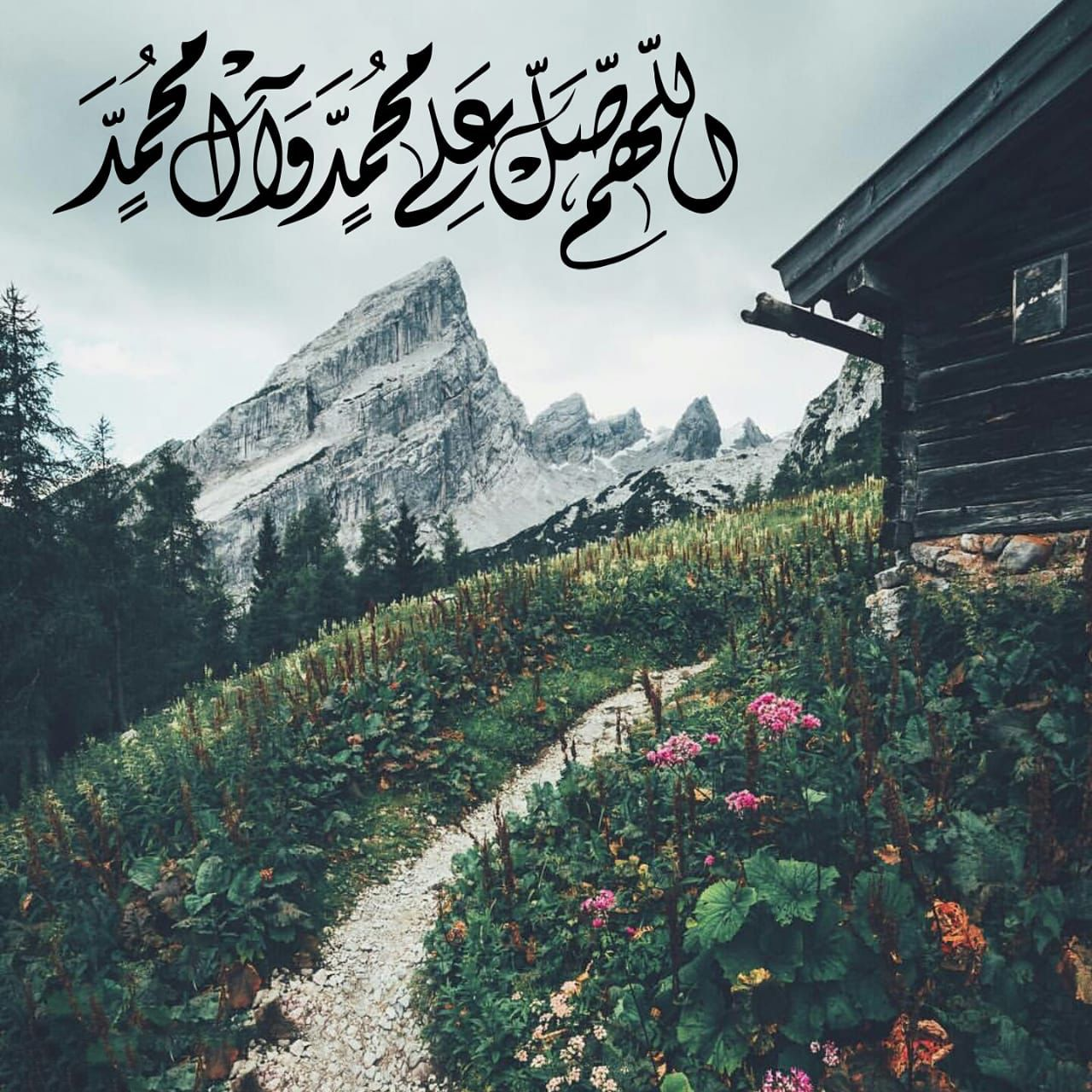 اللهم صل على محمد وآل محمد Islamic Pictures Islamic Images Instagram Aesthetic