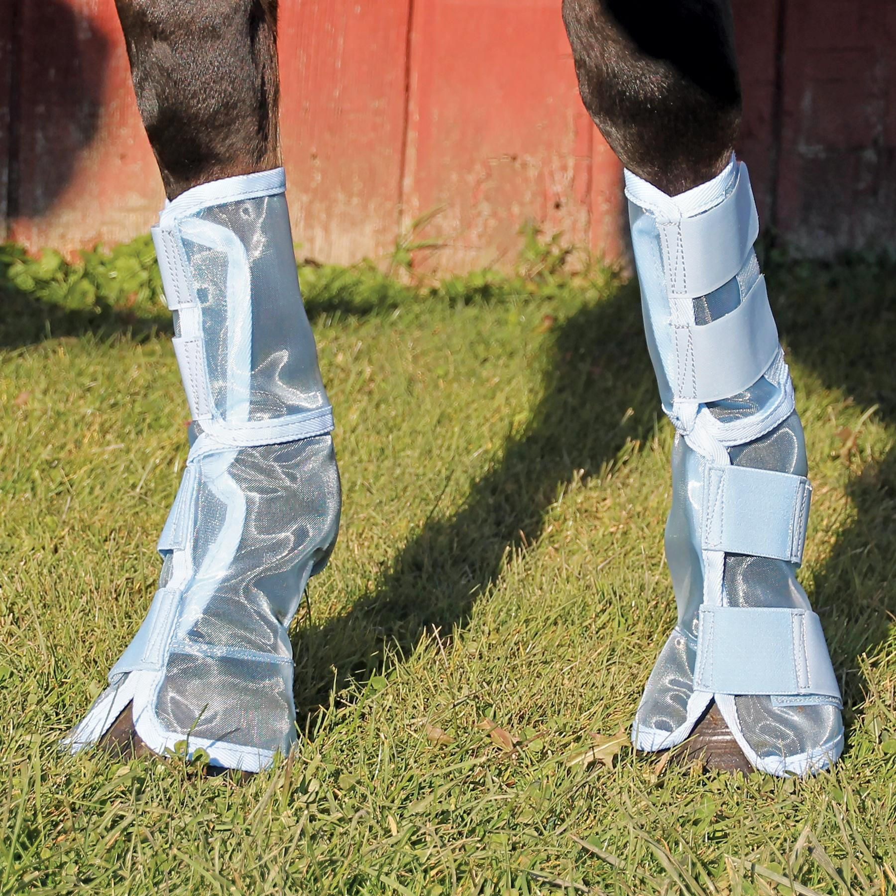 Mosquito Mesh Fitted Fly Boots   Fly
