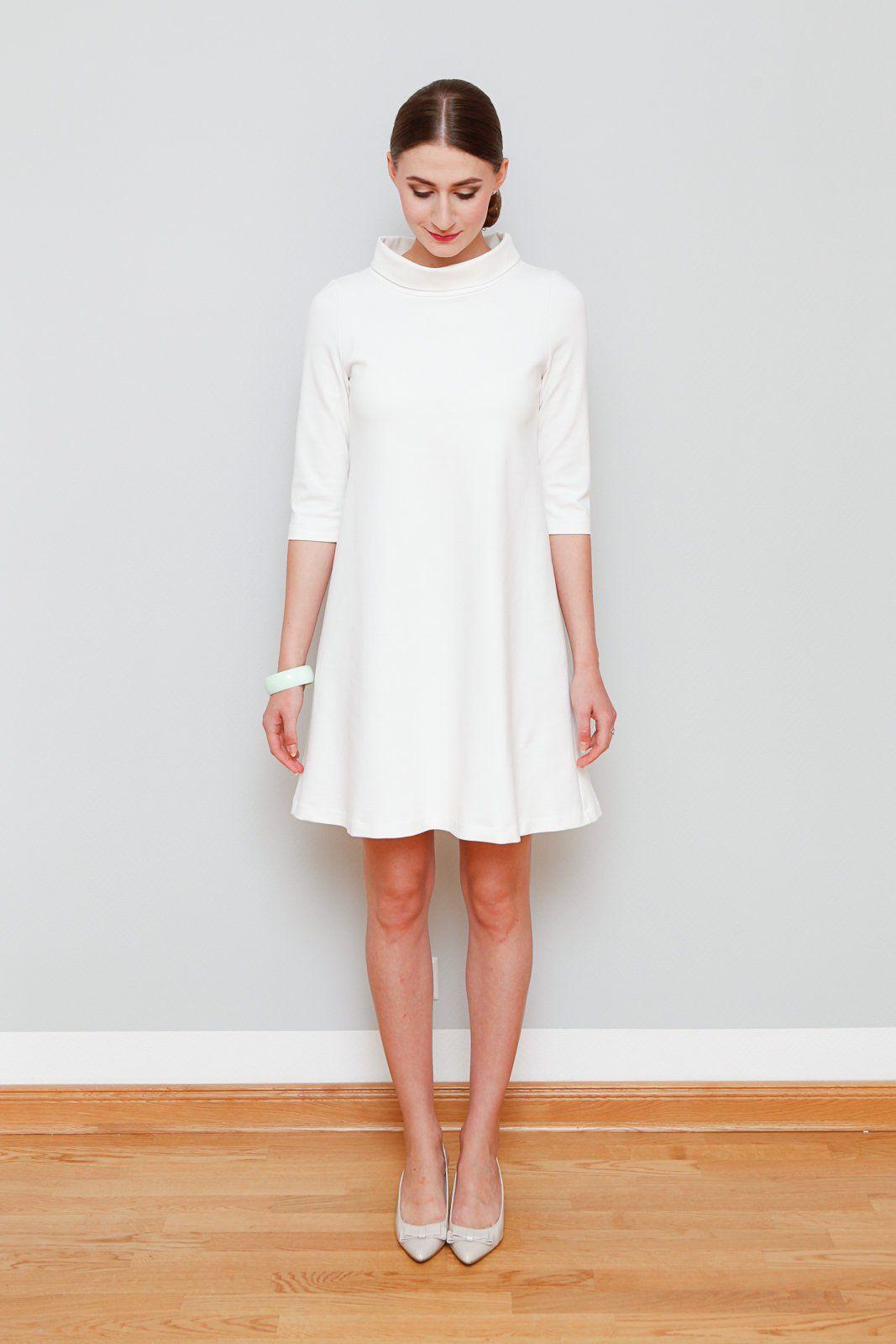 A-line dress Mary Cream in 2019 | Hochzeit | Vestidos ...
