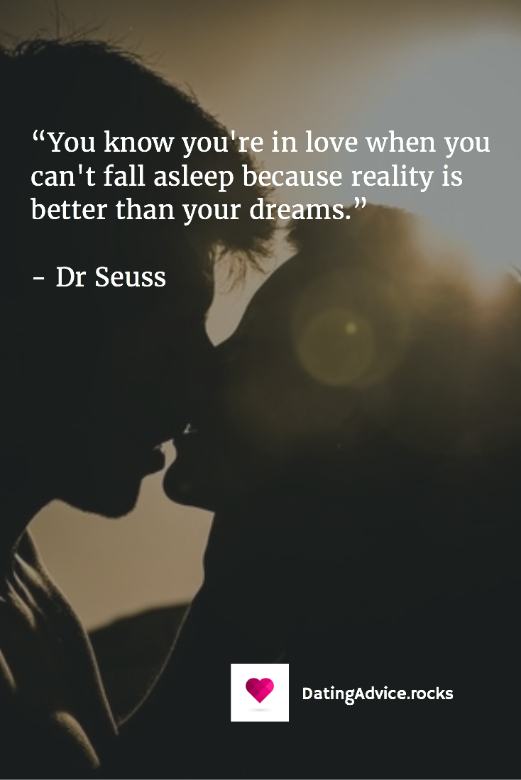 Inspirational dating tips