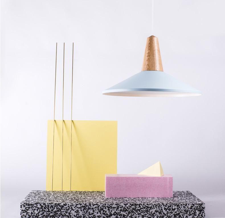 Lundlund Minimalist Scandinavian Wooden Pendant Light In 2020 Wooden Pendant Lighting Minimalist Scandinavian Pendant Light