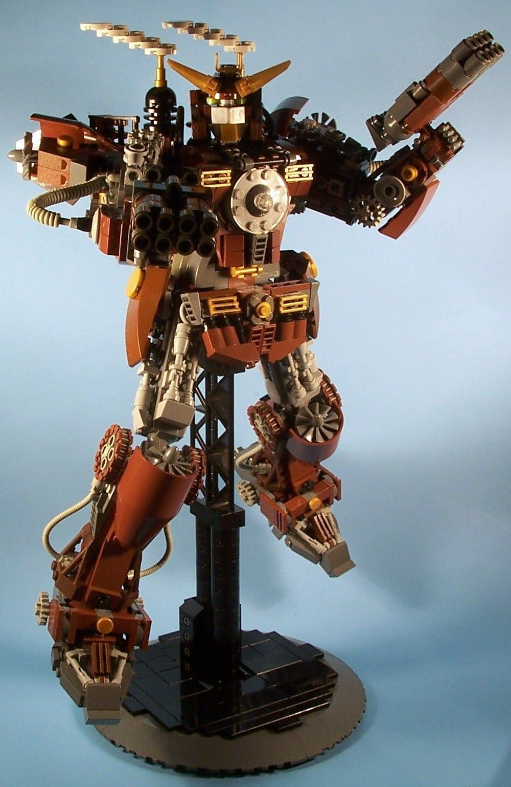 ZAKU — BrickNerd - Your place for all things LEGO and the