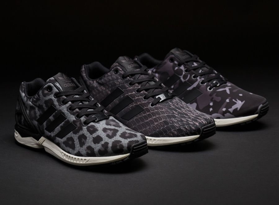 adidas zx flux papillon