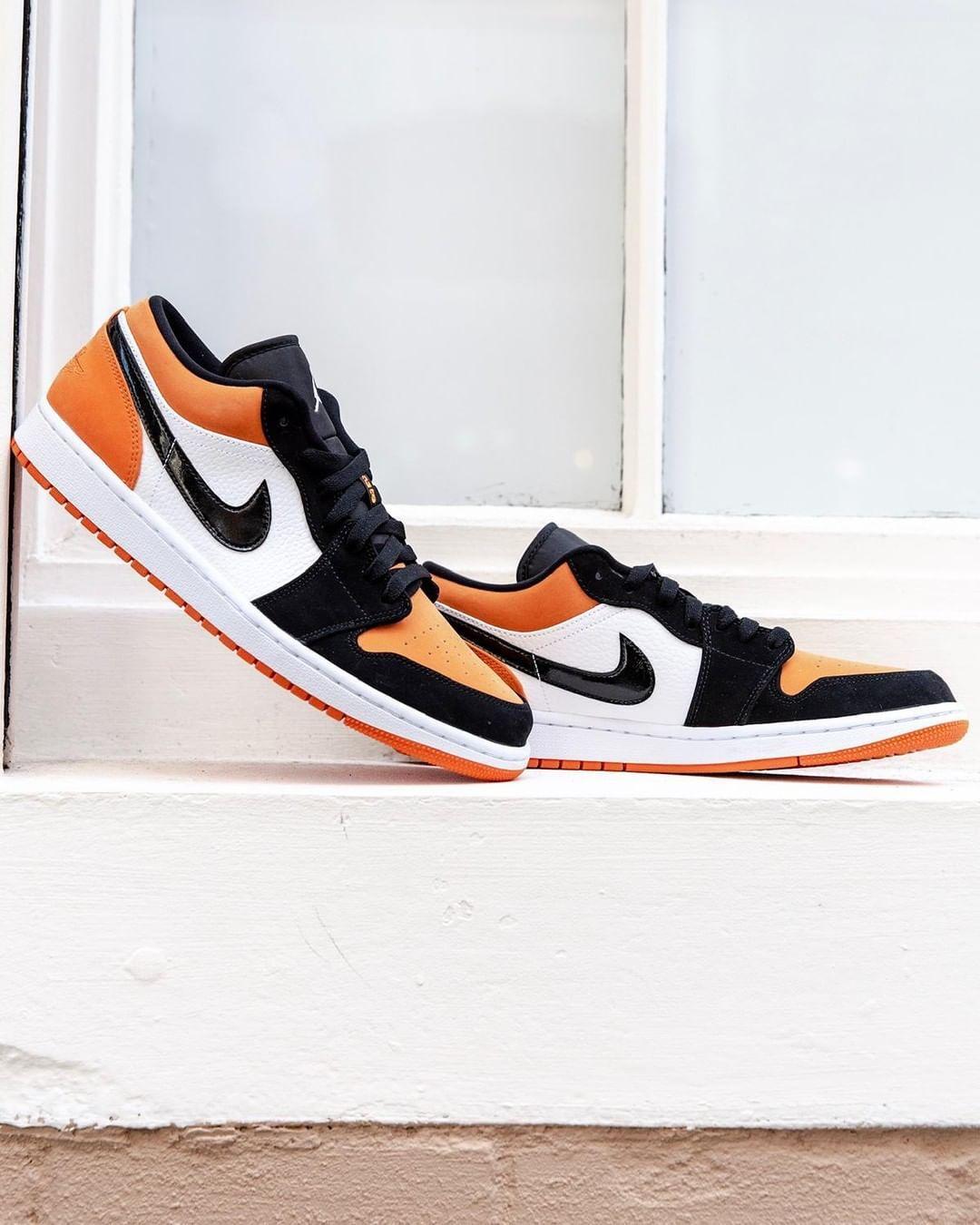 foot locker jordan 1 low